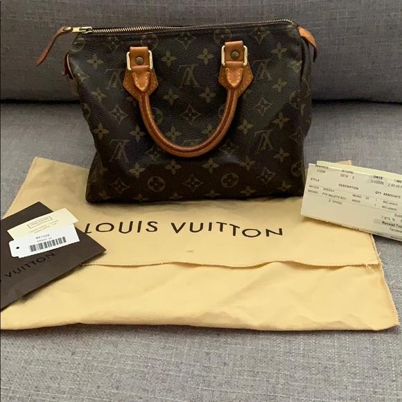 Louis Vuitton Handbags - Louis Vuitton Speedy 25 Bag
